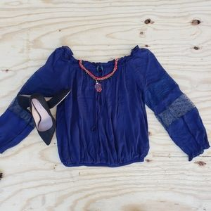 Guess by Marciano Blouse